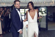 23 Slip Wedding Dresses For An Effortless Look #slip;#weddingdress; #wedding; #bride; #bridal