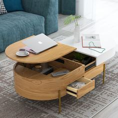 oval coffee table Tv Stand And Coffee Table, Oval Coffee Tables, Home Decor, Decoration Home, Room Decor, Home Interior Design, Home Decoration, Interior Design