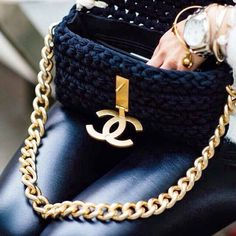 Have always loved Chanel.my husband cleaned out my closet five years ago and gave away two Chanel bags to charity. He does not mess with my things anymore. Chanel Cruise, Chanel Resort, Cruise Wear, Chanel Fashion, Fashion Bags, Fashion Handbags, Chanel Style, Trendy Handbags, Women's Fashion