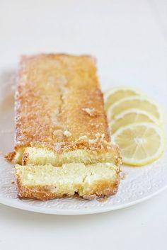 gluten free lemon poundcake from Keep It Simple, Keep It Fresh