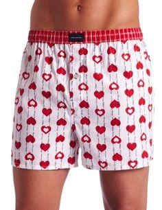 I Heart Mens Boxers heart boxer shorts
