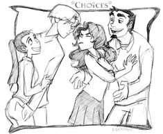 Choices - R_HR100 by lberghol on deviantART
