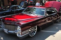 1965 Cadillac DeVille | low rider | D70 | Flickr