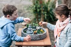 A kids favourite! Our stunning new range of fairy gardens are guaranteed to captivate your budding gardeners for hours.