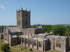 Visit St. Davids Cathedral on St. David's Day