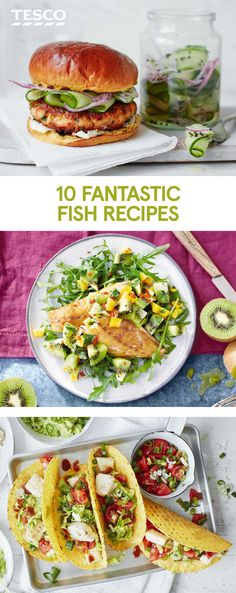 76 best fish recipes tesco images on pinterest tesco real food see more whether its cod or salmon fish cakes or fish pie our delicious fish recipes forumfinder Image collections