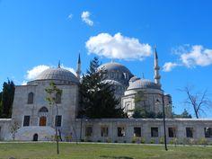 Szulejmán mecset Isztambul