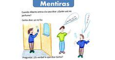 En el capítulo 8 del Manual de Teoría de la mente para niños con autismo  tratamos cómo trabajar la diferenciación de la verdad de la men...