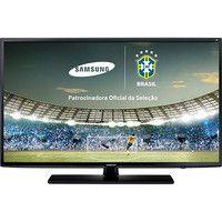 TV LED 40 FULL HD Samsung 40FH5205 com Conversor Digital Integrado, Função Futebol, Clear Motion Rate 120Hz, Entradas HDMI e USB http://compre.vc/s/ddbf5753