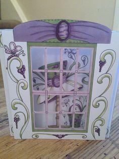 Made at workshop using Katy Sue designs