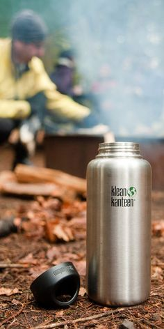 The Klean Kanteen Wide. Versatile and always prepared.