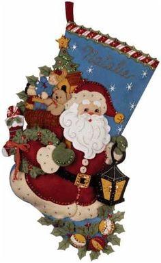 Bucilla Christmas Joy Stocking Felt Applique Kit Bucilla http://www.amazon.com/dp/B001DZUVBE/ref=cm_sw_r_pi_dp_-YDSub1YPHDWE