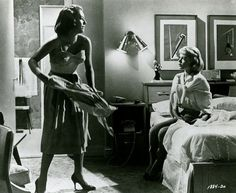 Susan Kohner and Sandra Dee, Imitation of Life (1959)