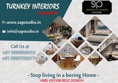 Turnkey Interiors in Gurgaon Kitchen And Bath Design, Space Place, Building A New Home, Top Interior Designers, Carbon Footprint, New Builds, Design Consultant, New Construction, Peace Of Mind