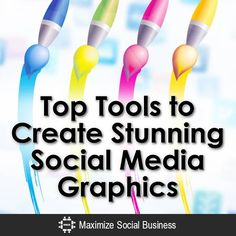 Are you using graphics in your social media posts? Would you like to connect consumers to your business through visual marketing?