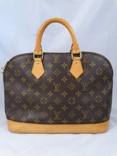 Just in! Louis Vuitton Monogram Canvas Alma Bag. Save up to 70% off retail at www.ShopKarma.com. High end pre owned designer bags, clothing, shoes and accessories. #karmacouture #shopkarma #upscaleresale #shopresale #consignment #designer #fashion #style #louisvuitton