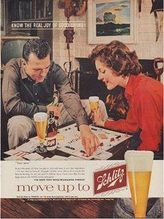 Schlitz-monopoly-1960 | Flickr - Photo Sharing!