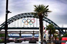 Tyne bridge at 15/06/2012 - Newcastle upon Tyne