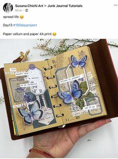 Elizabeth Craft Designs, Mini Books, Junk Journal, Albums, Paper, Crafts, Creative, Manualidades, Scrapbooking