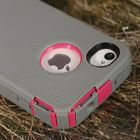 Shockproof Rubber Matte Hard Protective Back Case Cover for Apple iPhone 4 4S  Price 0.27 USD 2 Bids. End Time: 2017-01-16 07:45:01 PDT