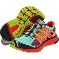 Salomon - XR Mission W - LOVE LOVE LOVE My Salomon trail runners!!! Just ordered these bad boys!