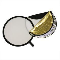 Reflectieschermset 5 in 1 - 55 cm