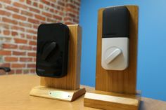 Y Combinator alum Lockitron is today launching the Bolt, a $99 follow-up to its original crowdfunded keyless-entry gadget. Tech Gadgets, Cool Gadgets, Home Id, Cool Tech, Smart Home, Product Launch, Technology, Canning, Cool Stuff