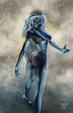 Silver Banshee by Raymund Lee #RaymundLee #SilverBanshee #SiobhanMcDougal #TheSociety