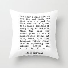 jack kerouac the only - Google Search