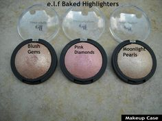 e.l.f Baked Highlighters