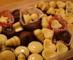 Rezept Marzipan Pralinen von Claudia277 - Rezept der Kategorie Desserts