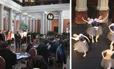 Ballet Tuesdays at the St. Paul Landmark Center - Free Family Fun!