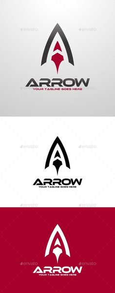 Arrow A Letter Logo — Vector EPS #arrow #arrow logo • Available here → https://graphicriver.net/item/arrow-a-letter-logo/11987544?ref=pxcr