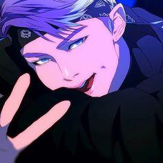 Monnie fanart by 硝子 // Looks so much like him!  FB: princeofglass.tw Twitter: siyoukokpop IG: princeofglass