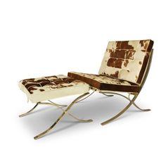 Barcelona Chair Replica. Premium Version. | EMFURN
