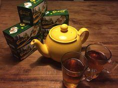 Agarwood Tea.