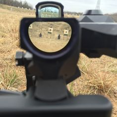 Sight Picture Leupold D-EVO and LCO
