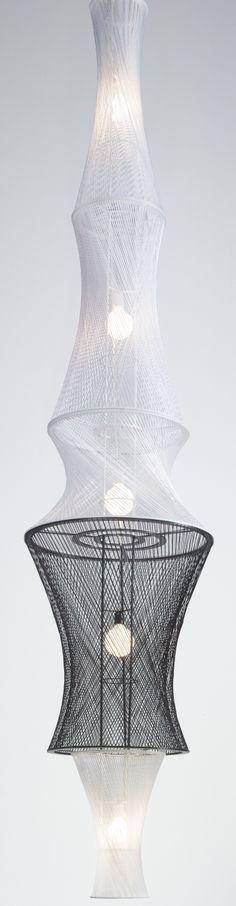 Casiopea :: miGUEL HERRANZ for UNO-design #light #orderedchaos #design