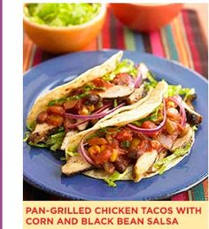 tocos on Pinterest | 400 Calorie Meals, Taco Soup and Tacos