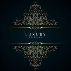 Abstract elegant luxury background Free Vector