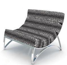 Arctic 5 Chair from CORT Events -- how's this for modern and unique? || cortevents.com