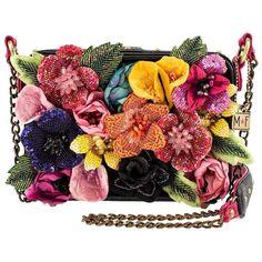 Embellished Purses, Beaded Purses, Beaded Bags, Mary Frances Purses, Mary Frances Handbags, Sacs Design, Boho Bags, Floral Bags, Beautiful Bags