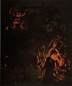 Calonarang - Walter Spies