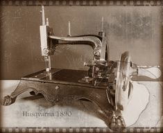 HUSQVARNA SEWING MACHINE, SEWALOT, FREJA, ALEX ASKAROFF