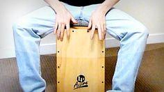 Cajon Grooves: Finger Roll Technique