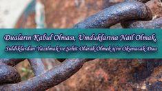 Kurtuluş ve Hayırların Celbi Metal Chain, Allah, Knowledge, Facts