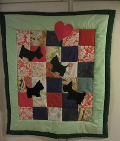 Applikation - made by Carina - The Marga Lund Quilt