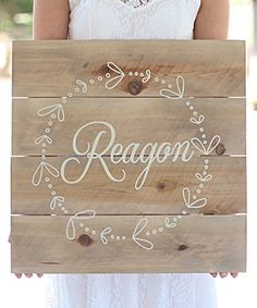 Morgann Hill Designs Rustic Family Personalized Sign | zulily