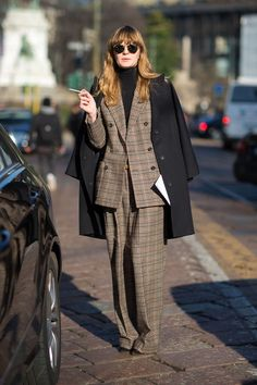 Milano Fashion Week 2014 another Dandy lady