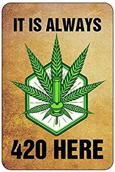 """/""""GO GREEN/"""" Pro Marijuana//Weed Sign 6 X 7 Pot Leaf Smiley Face STENCIL Reads"""